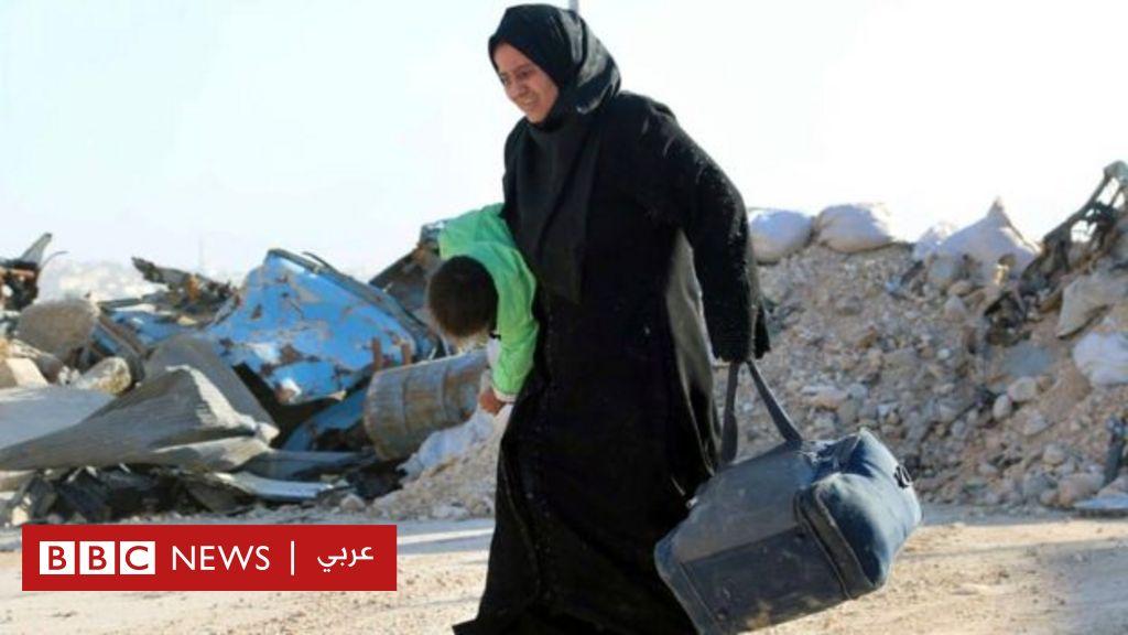 القوات الحكومية السورية تسيطر على ثلث شرقي مدينة حلب