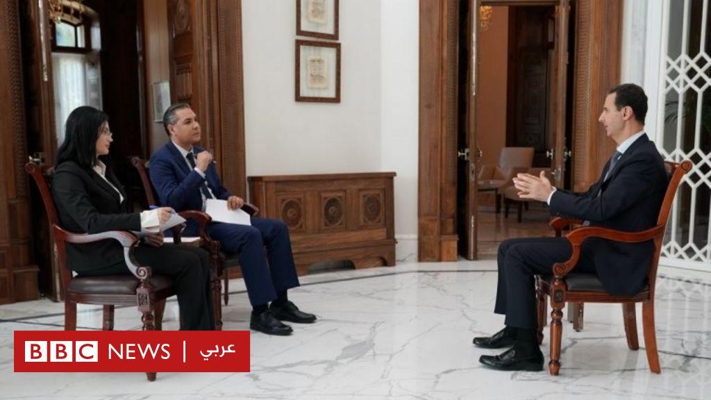 العملية التركية في سوريا: الأسد يتعهد باستعادة الأراضي  التي احتلتها  أنقرة ويشكك في مقتل البغدادي - BBC News Arabic