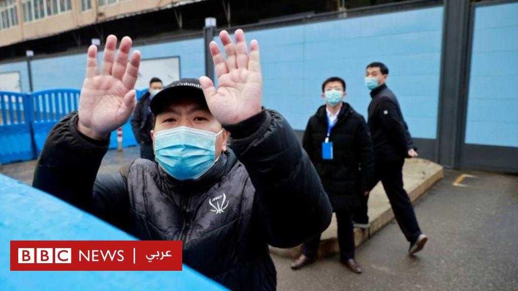 فيروس كورونا: خبراء منظمة الصحة العالمية يزورون سوق ووهان في الصين