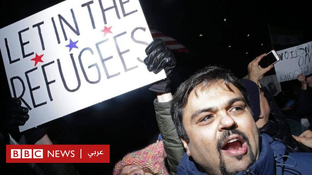 c64182b17 قرار ترامب: على من سيؤثر حظر السفر إلى الولايات المتحدة؟ - BBC News Arabic