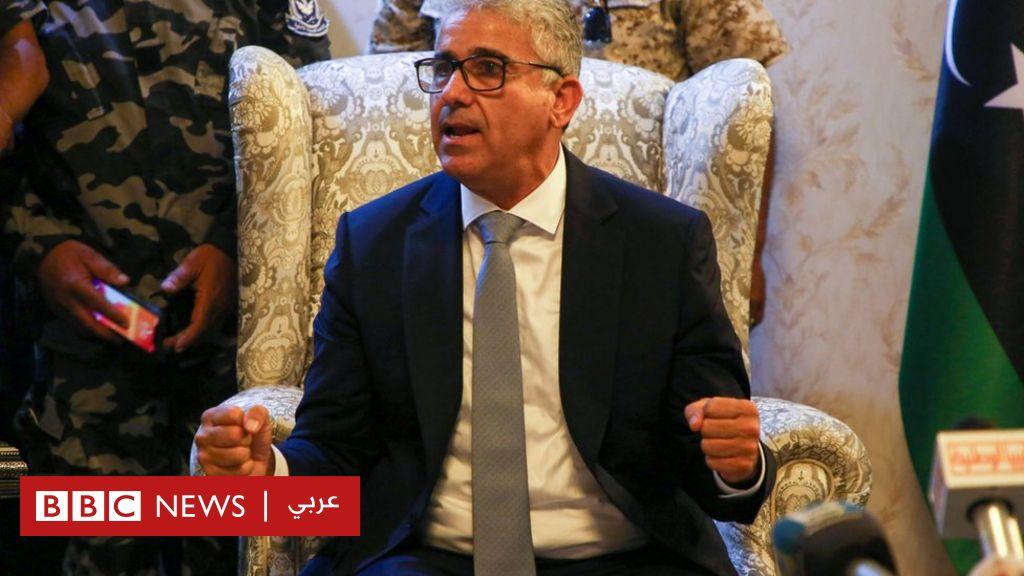 نجاة وزير الداخلية في حكومة الوفاق الليبية فتحي باشاغا من محاولة اغتيال