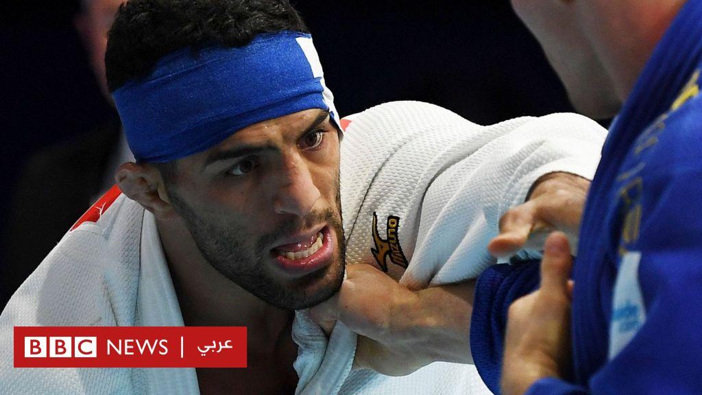 حظر مشاركة إيران في سباقات الجودو - BBC News عربي