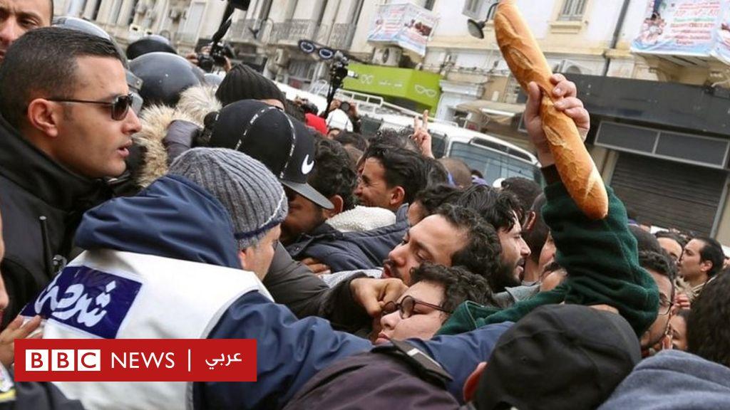 السلطات التونسية تعتقل 150 شخصا آخرين بينهم زعماء في المعارضة