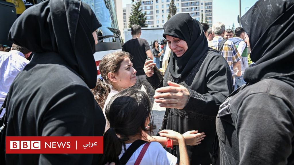 الآلاف من المهاجرين السوريين يستعدون لمغادرة إسطنبول