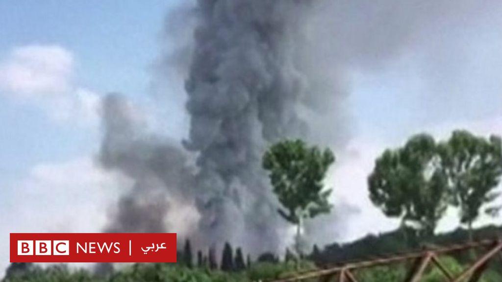 قتلى وجرحى في انفجارات في مصنع للألعاب النارية في تركيا