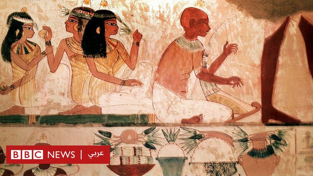 قصة شم النسيم الذي يحتفل به المصريون منذ آلاف السنين - BBC News عربي