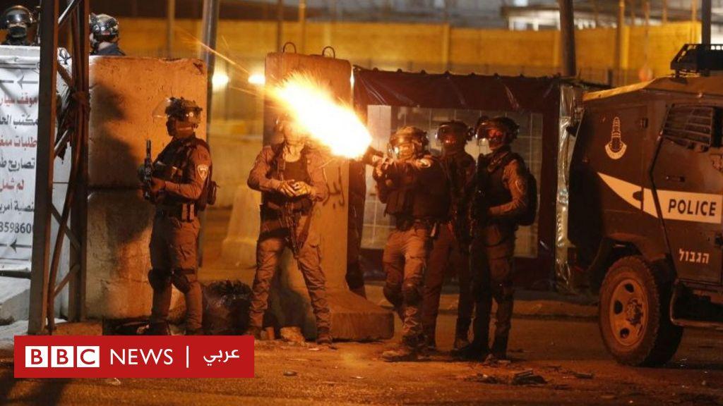"""""""المستفيد الوحيد من التصعيد بين الفلسطينيين والإسرائيليين هو إيران"""" - BBC News عربي"""