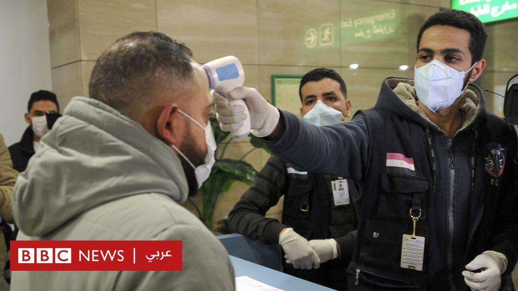 صحف بريطانية تناقش وصول كورونا إلى أفريقيا و ظاهرة التحرش في مصر ومعايير فيسبوك الأمنية - BBC News Arabic