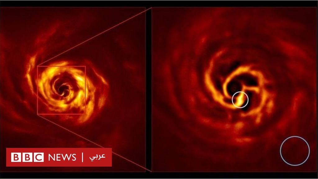 علماء يلتقطون صورا لأول مرة لعملية تشكل كويكب بعيد جدا عن الأرض
