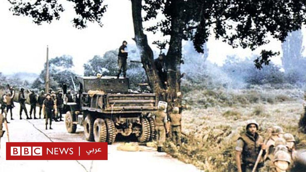 تشذيب شجرة كاد أن يؤدي إلى اندلاع حرب بين الكوريتين
