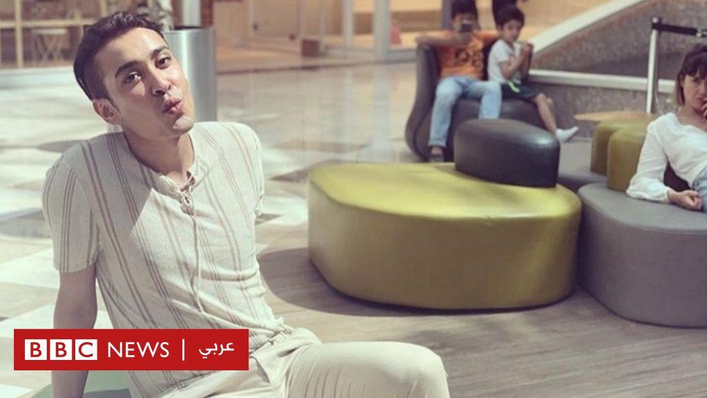 آدم العماري: المدوّن الليبي الذي يهتم بالجمال وتهاجمه النساء - BBC News Arabic