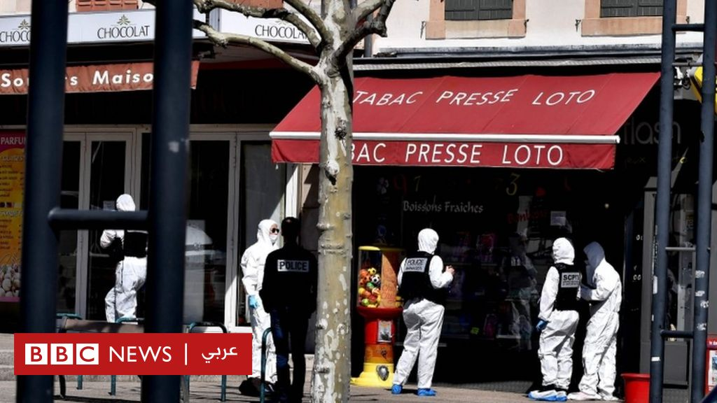 هجوم بالسكاكين في فرنسا: فتح تحقيق في الهجوم واحتجاز مشتبه بهما سودانيين