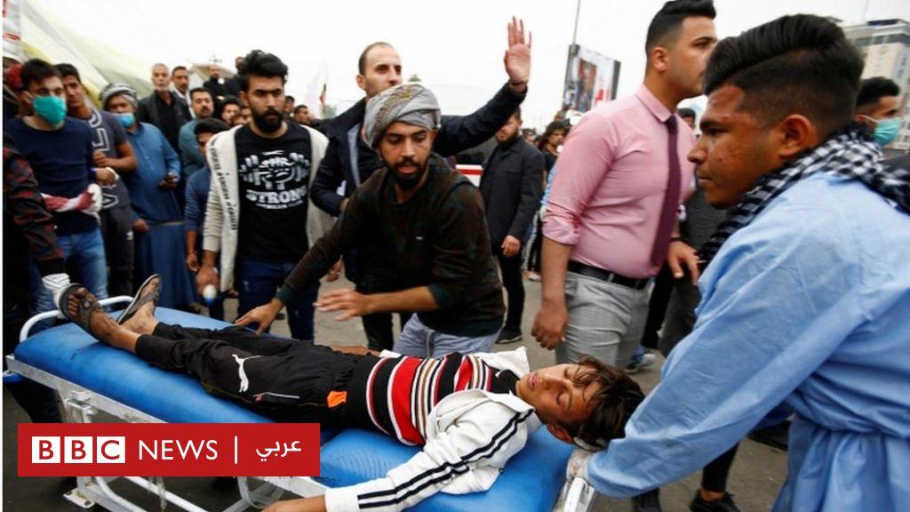 عام من الاحتجاجات في العالم العربي