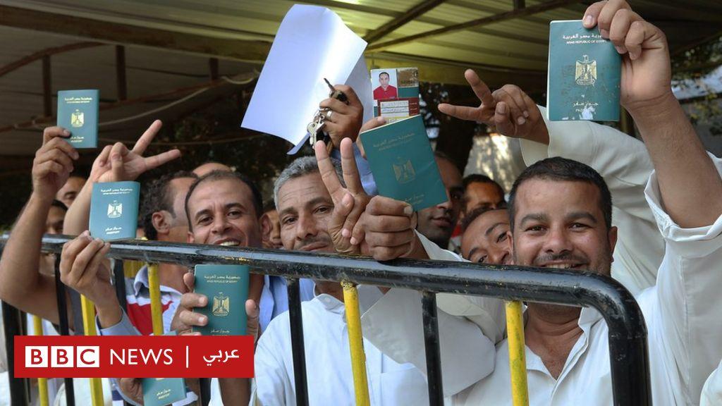 تجدد الجدل حول الوافدين المصريين في الكويت - BBC News Arabic