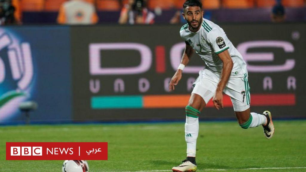 رياض محرز: هل يقود نجم مانشستر سيتي منتخب الجزائر للفوز بكأس الأمم الأفريقية؟ - BBC News Arabic