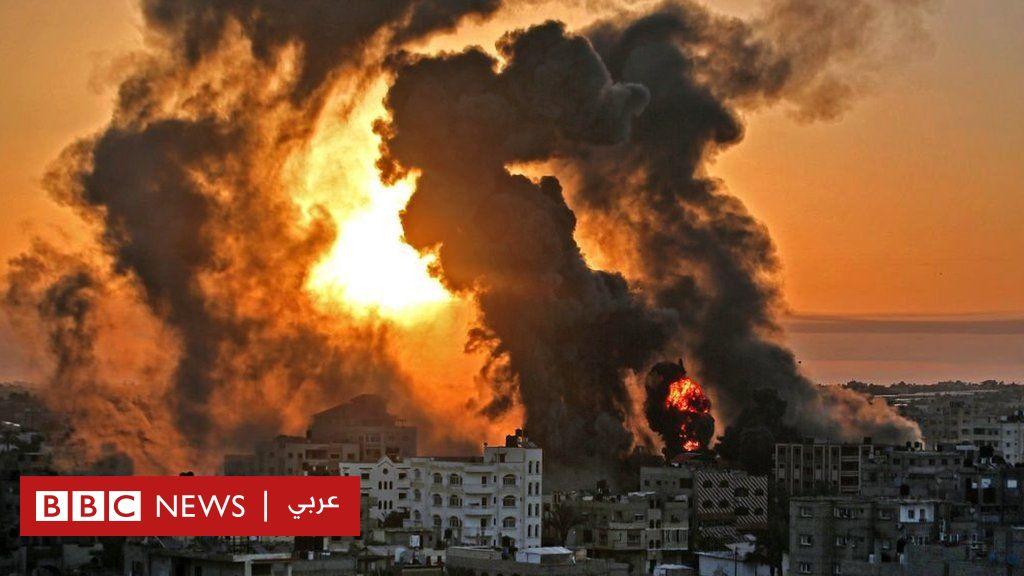 """""""تباهي حماس بأسلحتها في غزة قد يعود ليطاردها"""" - BBC News عربي"""