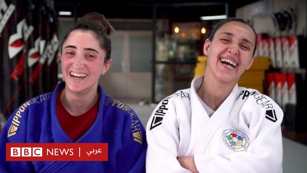 أولمبياد طوكيو: صديقتان سوريتان فرقتهما الحرب وجمعتهما الرياضة