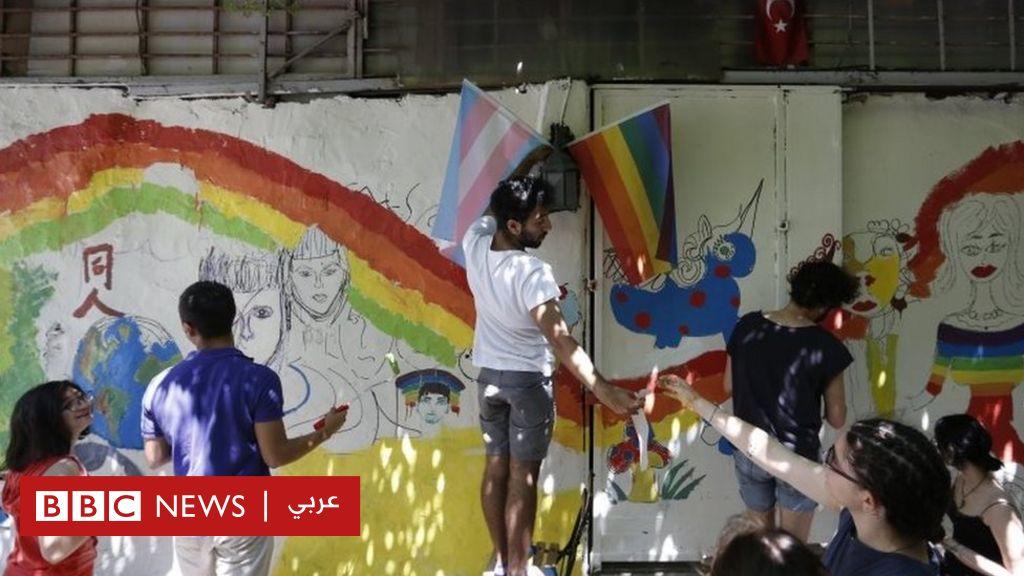 """المثلية الجنسية: الرئيس التركي اردوغان ينتقد النشطاء المثليين في تركيا ويتهمهم بـ""""التخريب"""""""