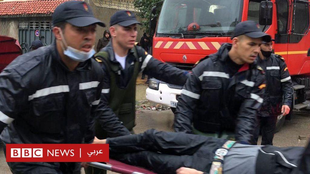 مقتل 24 شخصا في مصنع سري أغرقته مياه الأمطار في المغرب