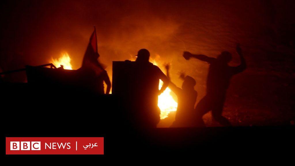 """""""أحداث القدس"""" تذكر ببداية الانتفاضة الثانية -- الإندبندنت"""