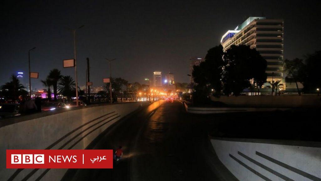 مظاهرات في مصر: عودة الهدوء وتقارير عن اعتقال العشرات عقب احتجاجات بمناطق متفرقة - BBC News Arabic