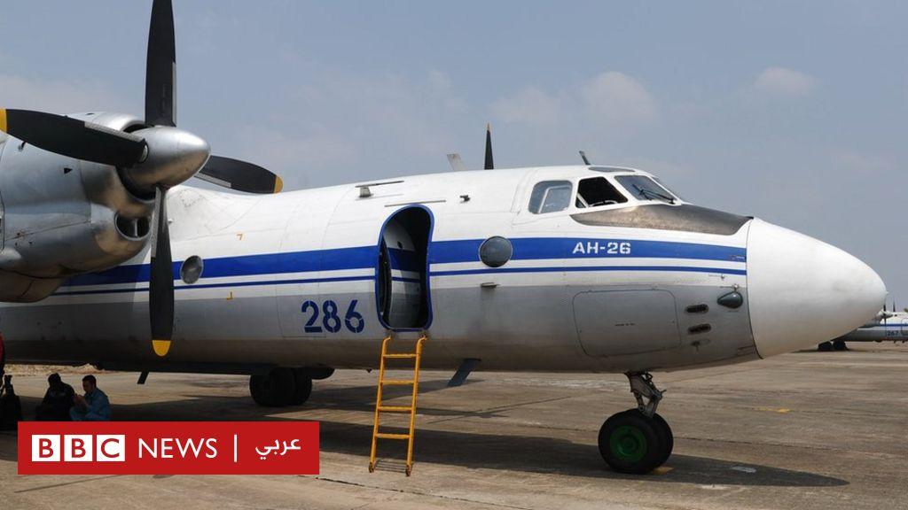 652017c7b عشرات القتلى في تحطم طائرة نقل عسكرية روسية في سوريا - BBC News Arabic