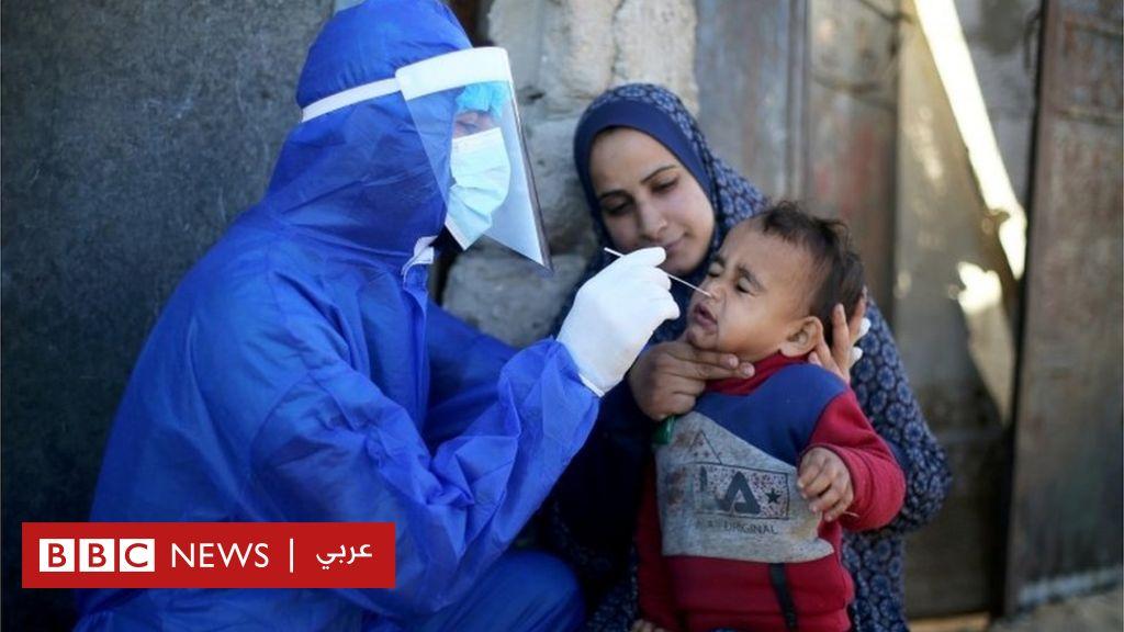 فيروس كورونا: إسرائيل تنقل خمسة آلاف جرعة لقاح للفلسطينيين