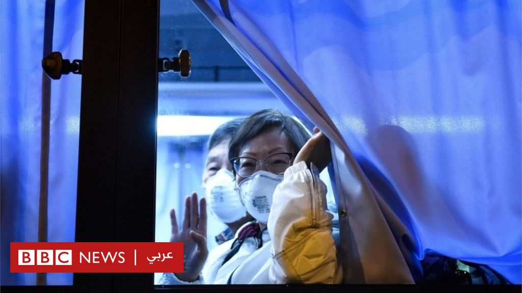 فيروس كورونا: إجلاء مئات الأمريكيين من سفينة سياحية تخضع لحجر صحي في اليابان