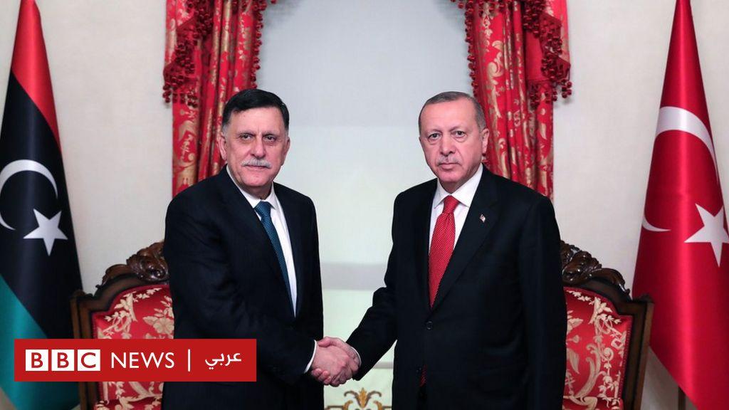 هل تحولت ليبيا إلى ساحة صراع إقليمي بين تركيا ودول عربية؟ - BBC News Arabic