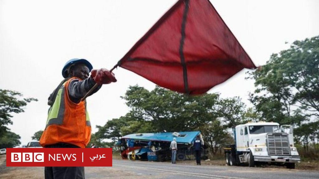 """La OMS dice que los accidentes de tránsito son """"el asesino más peligroso de jóvenes"""" en el mundo - BBC Arabic"""