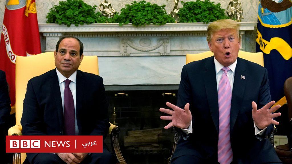 هل يمكن للرئيس ترامب إدراج الإخوان المسلمين في خانة  الإرهاب ؟ - BBC News Arabic