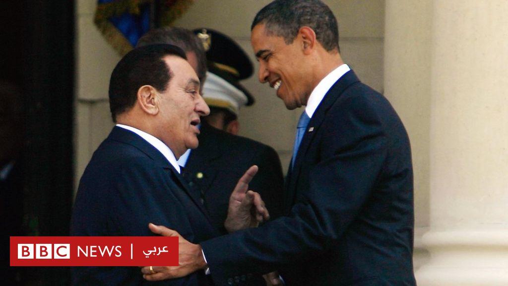 وفاة حسني مبارك: صور من حياة الرئيس الراحل الذي حكم مصر لثلاثين عاما - BBC News Arabic