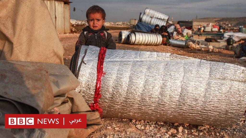 الفايننشال تايمز: معركة سوريا الأخيرة  تفجر أزمة إنسانية  - BBC News Arabic
