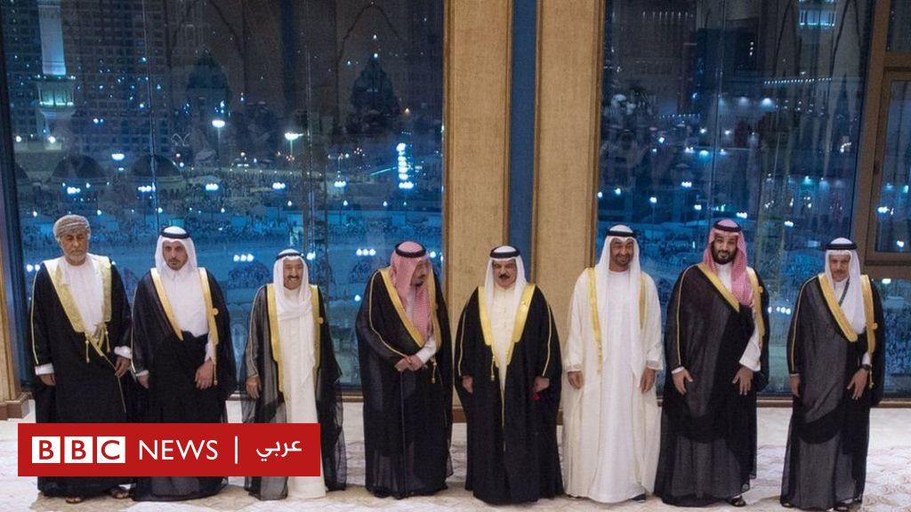 كأس الخليج: هل تنهي البطولة المقامة في قطر بمشاركة السعودية والإمارات الأزمة الخليجية؟ - BBC News Arabic