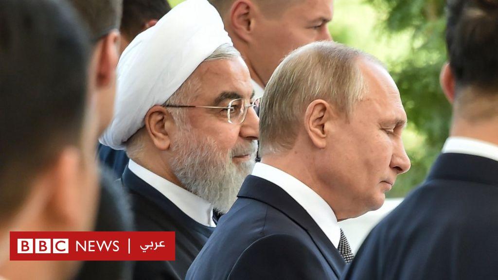 أسباب المواجهة الروسية الإيرانية في سوريا - BBC News Arabic