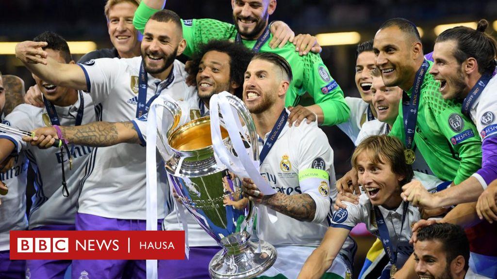 Real Madrid za ta kare kofinta na duniya - BBC News Hausa