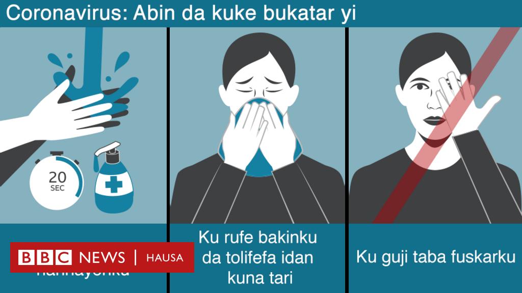 Alamun Coronavirus Abubuwan Da Suka Kamata Ku Dinga Yi Bbc News Hausa