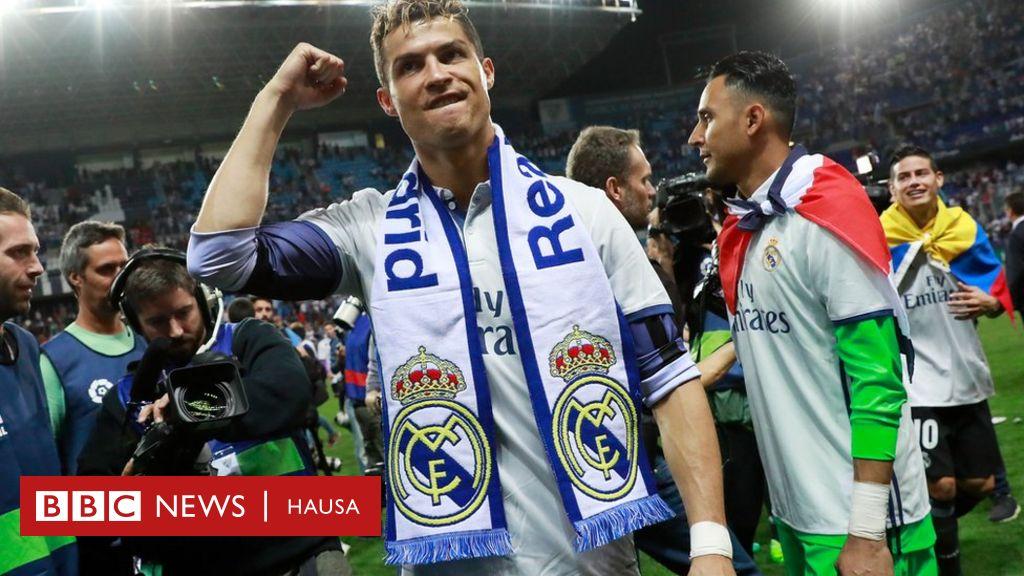 Best Bbc Hausa Real Madrid Transfer News 2019 - Bella Esa