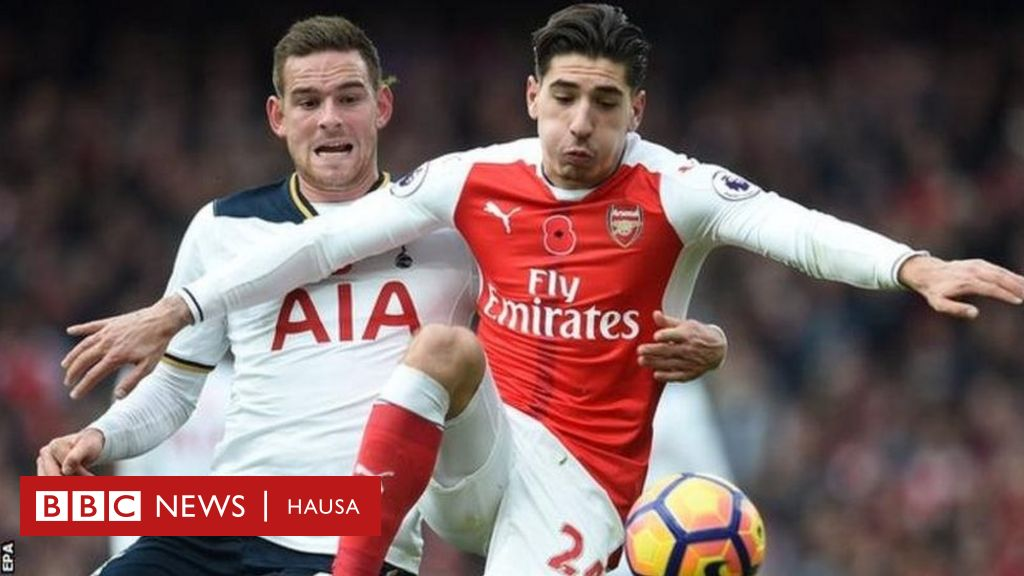 bbc hausa arsenal news update