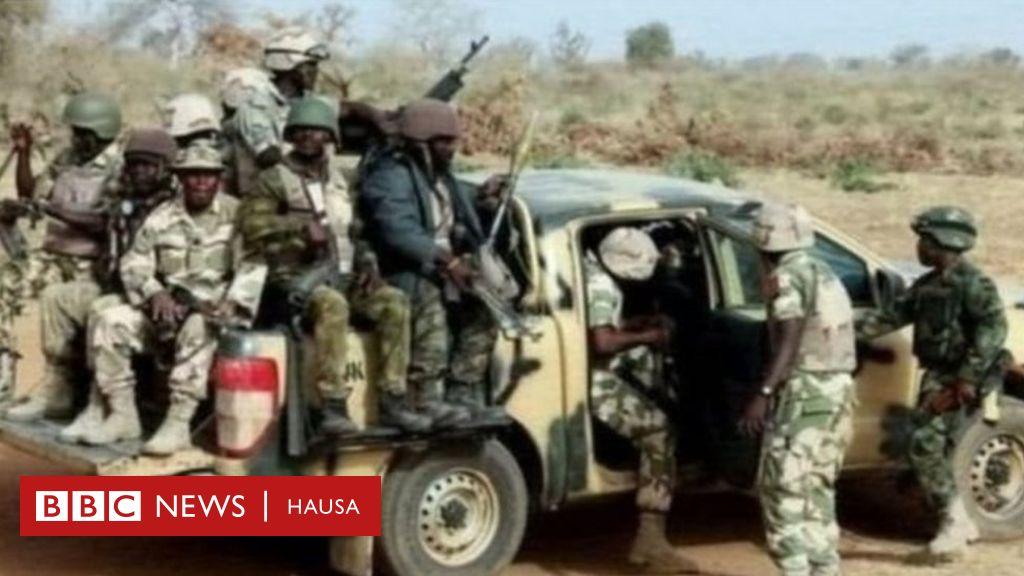 Sojoji sun 'kashe' 'yan sanda uku a Taraba - BBC News Hausa