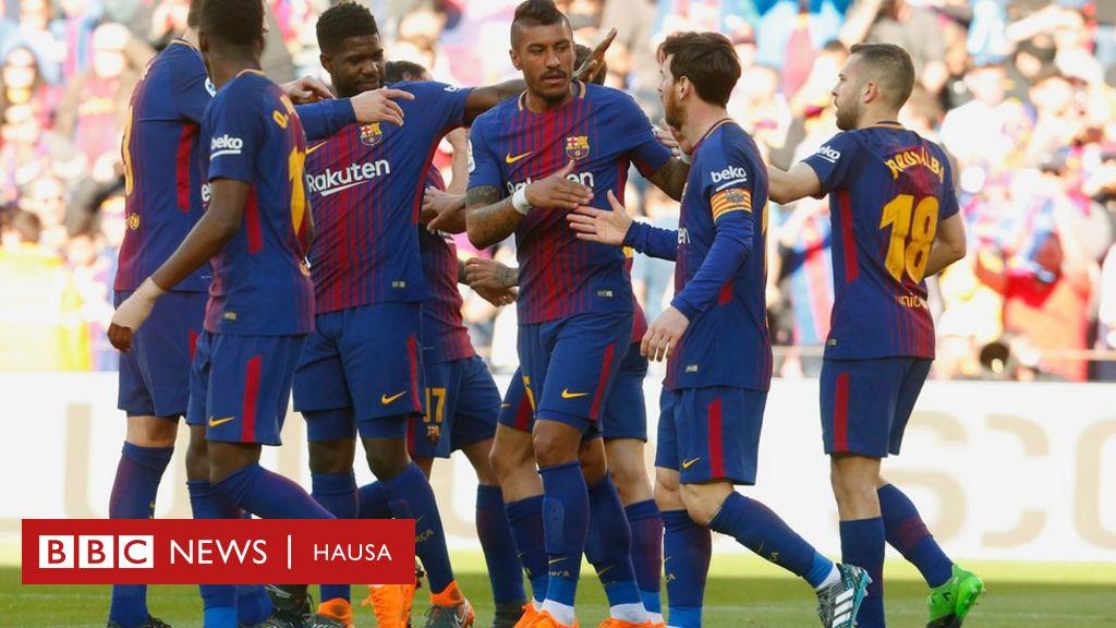 Top Five Bbchausa Barcelona - Circus