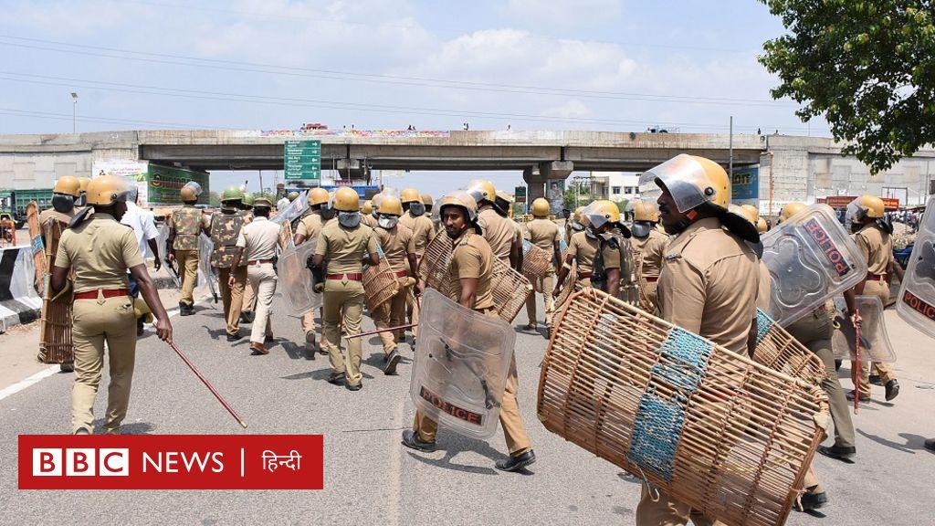 तमिलनाडु में स्टरलाइट प्लांट पर हंगामा, पांच बड़े सवाल