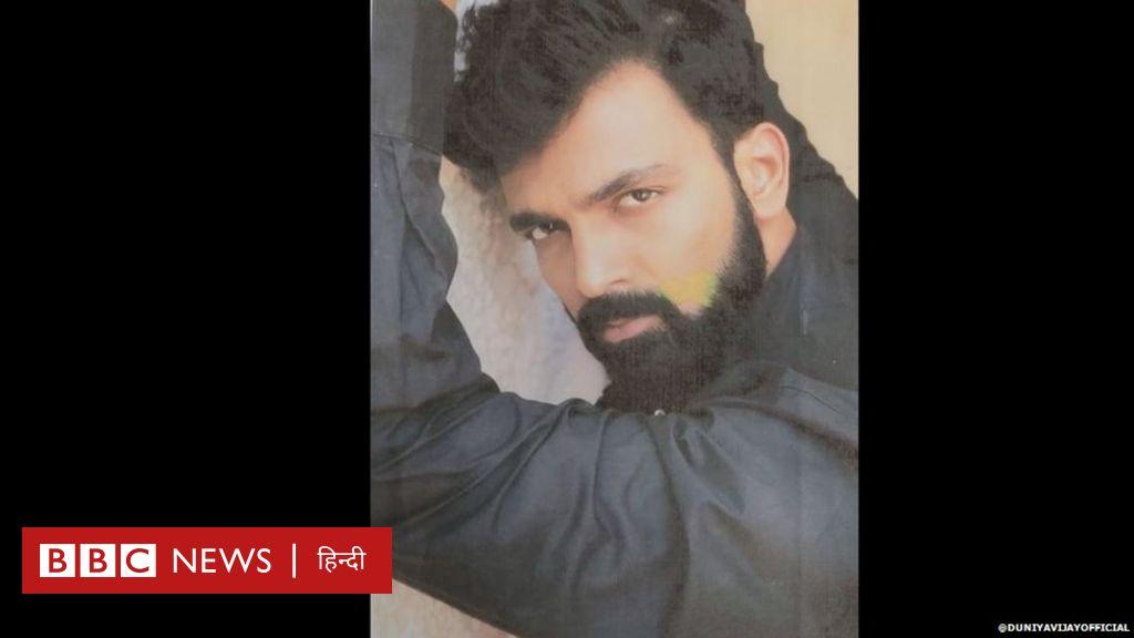 सुशील गौड़ाः दक्षिण भारतीय अभिनेता की मौत, आत्महत्या का संदेह - BBC हिंदी