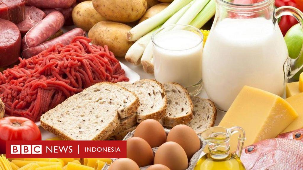 Dapatkah Anda Bertahan Hidup Dengan Hanya Satu Jenis Makanan