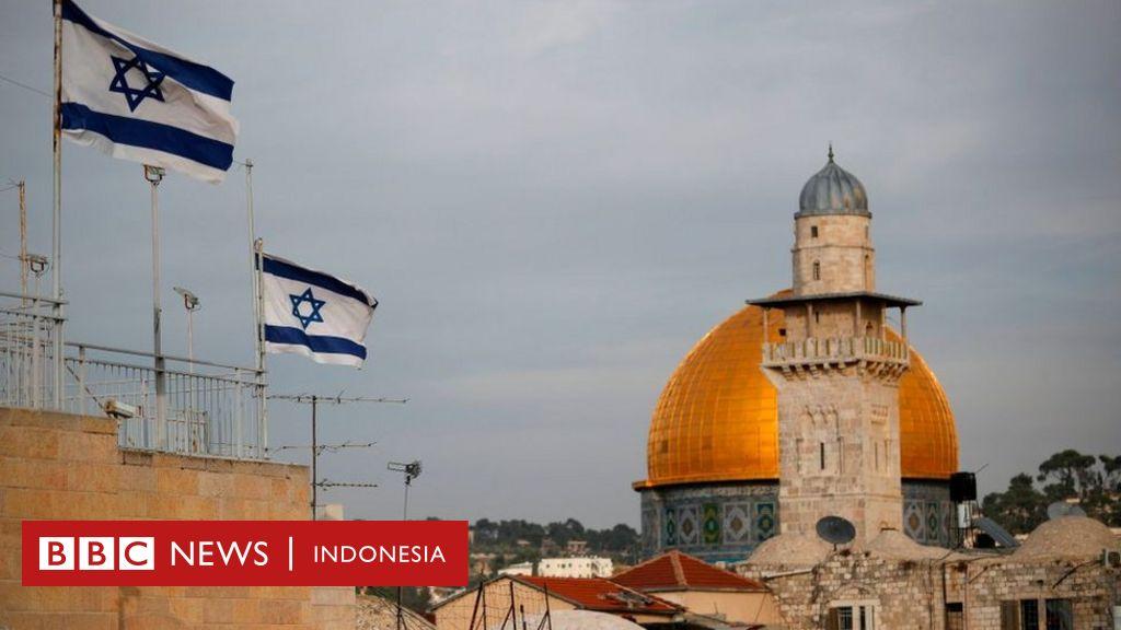Donald Trump Akan Mengakui Yerusalem Sebagai Ibu Kota Israel Bbc News Indonesia