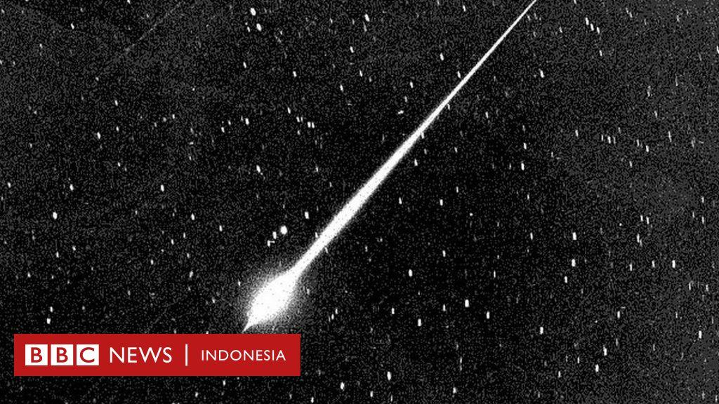 Hujan meteor Eta Aquarids capai puncak Rabu dini h