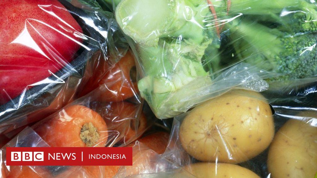 Larangan Kemasan Plastik Dapat Merusak Alam Ungkap Penelitian Terbaru Di Inggris Bbc News Indonesia