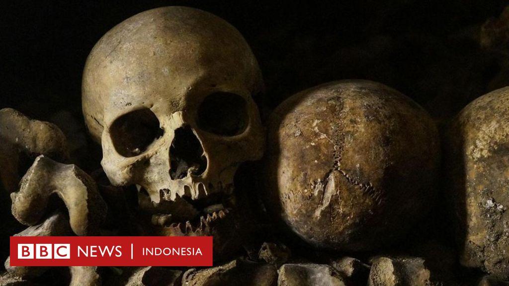 Bagaimana Kehidupan Modern Mengubah Bentuk Tulang Kerangka Manusia