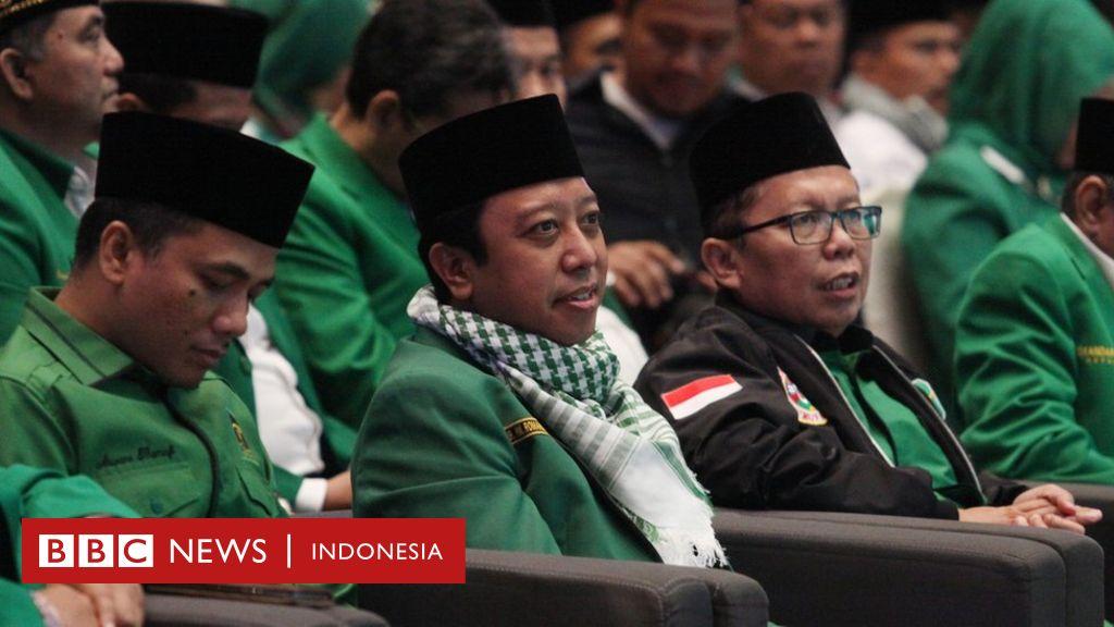 KPK Tangkap Ketua Umum PPP Romahurmuziy Di Jawa Timur
