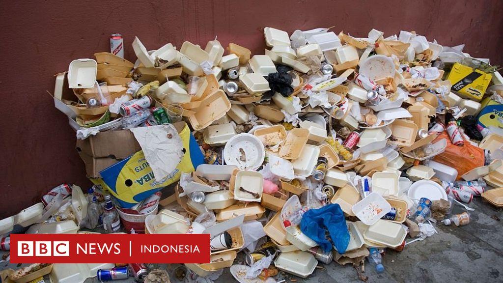 Sampah Plastik Terbanyak Di Jakarta Berbentuk Styrofoam Pergub